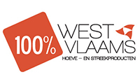 100% West Vlaams logo